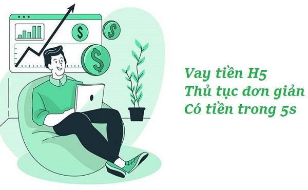 vay tiền h5 online