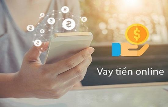 các app vay tiền online