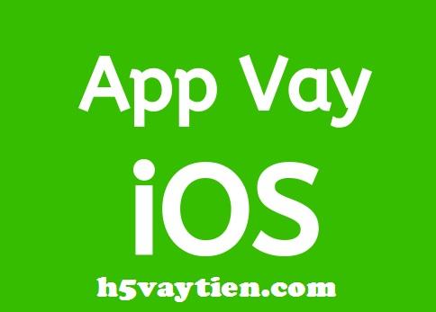 app vay tiền icloud iphone